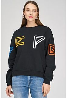 Свитшот с вышивкой Pepe Jeans London