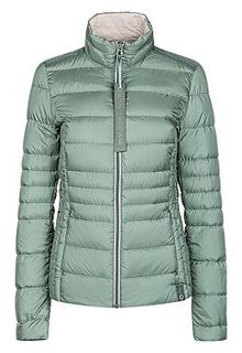 Куртка-пуховик мятного цвета S.Oliver