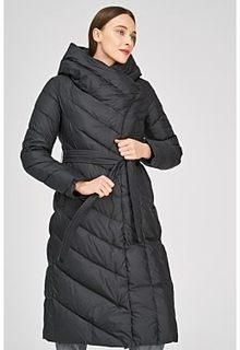 Удлиненное стеганое пальто La Reine Blanche
