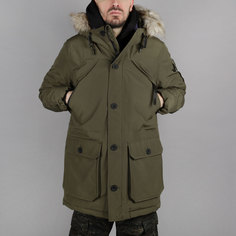 Пуховик Penfield Hoosac FF Jacket