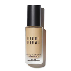 BOBBI BROWN Устойчивое тональное средство Skin Long-Wear Weightless Foundation SPF 15 Warm Honey 30 мл