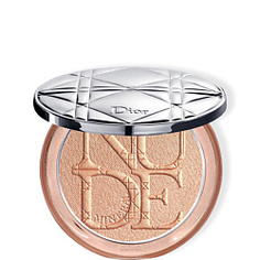 DIOR Пудра для сияния кожи Diorskin Mineral Nude Luminizer 04 Бронзовое сияние