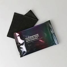 ЛЭтуаль selection Салфетки для снятия макияжа с углём 10 шт. в упаковке
