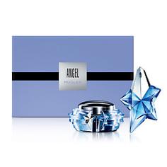 MUGLER Подарочный набор MUGLER Angel Парфюмерная вода, спрей 50 мл + крем для тела 200 мл
