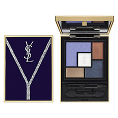 YSL Палетка теней Couture Palette Collector Fall Look 2018 Yconic Purple, 5 г Yves Saint Laurent