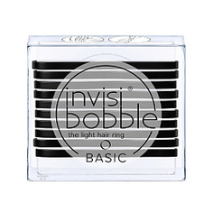 INVISIBOBBLE Резинка для волос invisibobble BASIC True Black 3 шт.