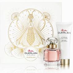 GUERLAIN Набор Mon Guerlain Eau de Parfum Парфюмерная вода, спрей 30 мл + Молочко для тела 75 мл