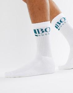 Носки с логотипом BOSS - Белый