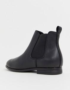 Черные ботинки челси Jack & Jones - Черный