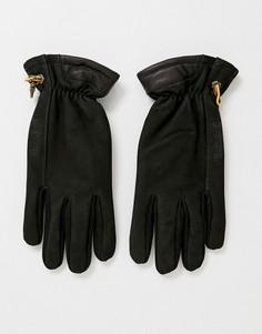 Черные перчатки Timberland seabrook - Черный