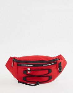 Сумка-кошелек на пояс House of Holland - Красный