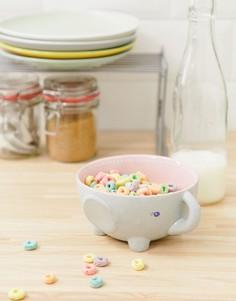 Чашка с 3D-отделкой в виде слона Sass & Belle - Мульти