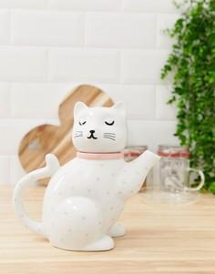 Заварочный чайник в виде кошки Sass & Belle - Мульти