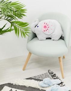 Подушка со слоном Sass & Belle - Мульти