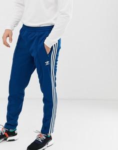 Темно-синие джоггеры adidas Originals Beckenbauer DV1517 - Серый