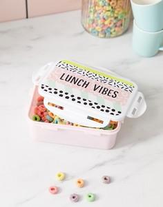 Коробка для завтрака Sass & Belle lunch vibes - Мульти