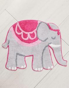 Коврик с дизайном в виде слона Sass & Belle - Мульти