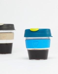 Прозрачная многоразовая чашка емкостью 8 унций KeepCup Original Ozone - Мульти