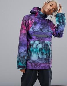 Фиолетовая куртка-пуловер Volcom Brighton - Фиолетовый