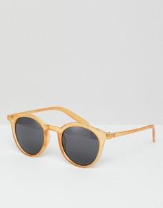 Солнцезащитные очки 7X - Желтый