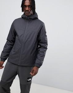 Черная утепленная куртка The North Face 1990 Mountain Q - Черный