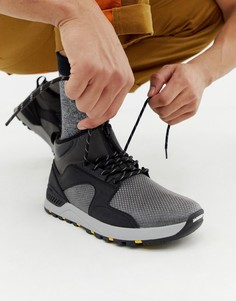 Черные кроссовки Etnies Cyprus HTW X 32 - Черный