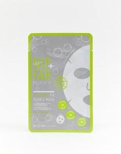 Воздушно-пузырьковая маска-салфетка Nip+Fab Teen Skin Fix - Бесцветный