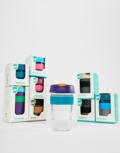 Прозрачная многоразовая чашка емкостью 16 унций KeepCup Original - Мульти