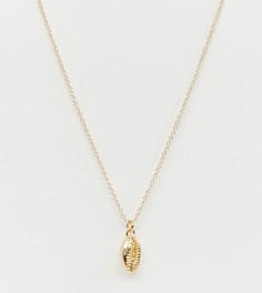 Ожерелье DesignB London - Золотой