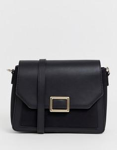 Черная сумка через плечо Pimkie - Черный