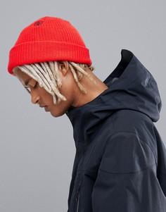 Красная шапка-бини Volcom Sweep - Красный