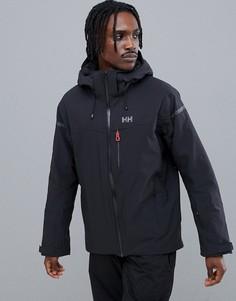 Черная куртка для катания на сноуборде Helly Hansen Swift 4.0 - Черный