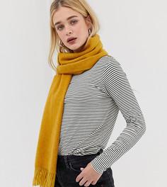 Шарф-накидка коричневато-желтого цвета Accessorize - Желтый