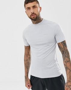 Серая футболка Skins Training Bergmar - Серый