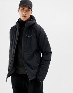Черная куртка с капюшоном Marmot Novus - Черный
