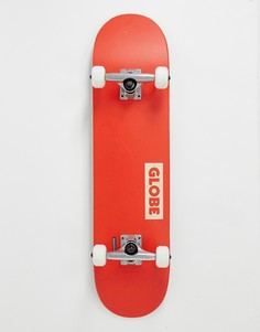 Скейтборд Globe Goodstock - 7,75 дюйма - Красный