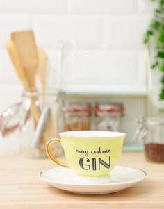 Чайная чашка Sass & Belle Gin - Мульти