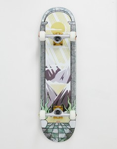 Скейтборд Globe Pearl Slick - 8,25 дюйма - Серый