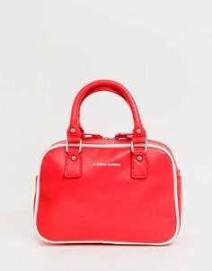 Маленькая красная сумка Claudia Canova - Красный