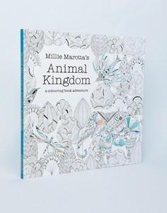 Книга-раскраска Animal Kingdom - Мульти Allsorted
