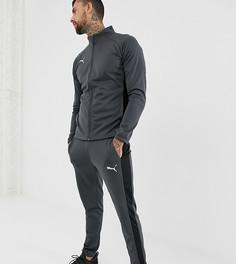 Спортивный костюм из политрикотажа Puma ftblNXT - Черный