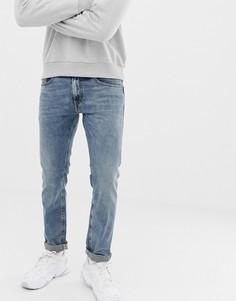 Эластичные узкие джинсы Diesel Thommer 084UX - Синий