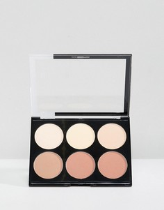 Палитра для контурного макияжа NIP+FAB Make Up - Light - Мульти