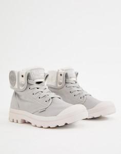 Ботинки Palladium US Baggy F - Серый