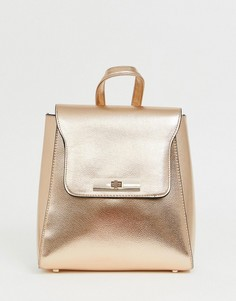 Рюкзак металлик New Look - Золотой