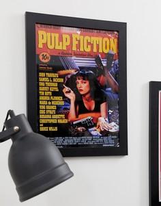 Рамка с принтом Pulp Fiction 30 x 40 см - Мульти Pyramid