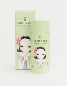Очищающий стик на основе чая Cosmetea Pore Care - Зеленый чай и мята - Бесцветный