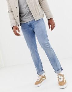 Выбеленные джинсы скинни Levis 510 - Синий Levis®