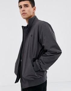 Серая куртка Fred Perry - Серый
