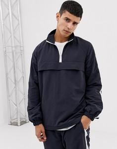 Спортивная куртка через голову Only & Sons - Темно-синий